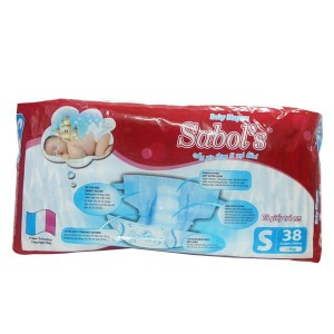 Sabol's Baby Diapers S38