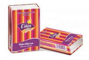 Emos Premium Towels 3-layer paper x 10 sheets