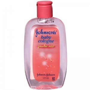 Johnsons baby Cologne Powder Mist 125ml