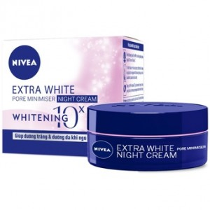 Nivea Extra White Night Cream – 50ml