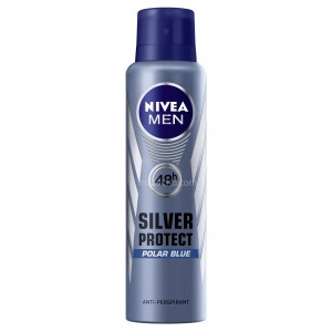 Nivea Deodorant spray Silver Protect for men 150ml