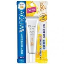 Bioré UV Aqua Rich Watery Mousse Water Base SPF50+/ 33ml