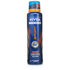 Nivea Deodorant spray Sport for men 150ml