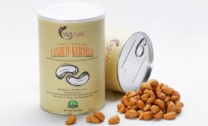 Salt roasted cashew kernel 500g