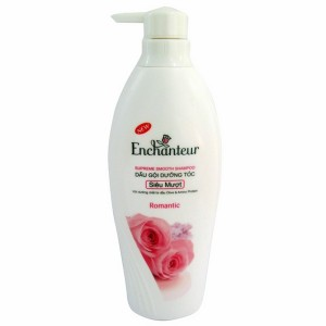 Enchanteur Shampoo Supreme Smooth – Romantic 650g