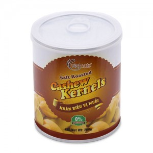 Salt roasted cashew kernel 200g
