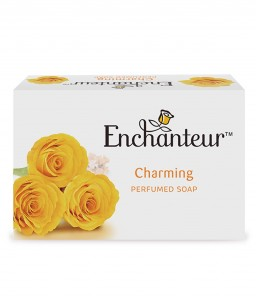 Enchanteur Deluxe Perfumed Soap Charming 90g