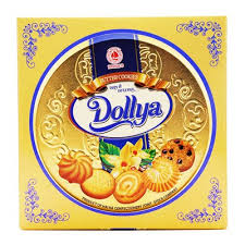 BUTTER  COOKES DOLLYA 300G – GREEN