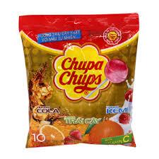Chupa chups 10 que – 70 bag/carton