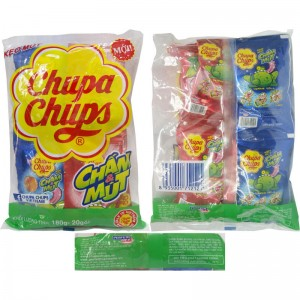 Chupa chups Ma 10 lollipop – 70bag/carton