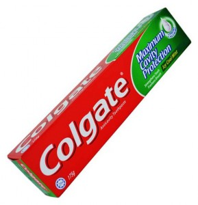 Colgate Toothpaste Maximum Cavity Protection 170g