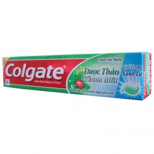 Colgate Toothpaste Herbal 150gr