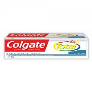 Colgate Toothpaste Total Clean Mint  150g