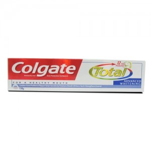 Colgate Toothpaste Total Whitening 150g