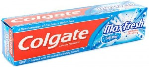Colgate Toothpaste Maxfresh with coolmint  140g