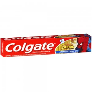 Colgate Toothpaste for Kind's 40gr (Spider – man)