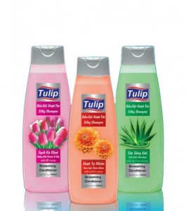 Shampoo tulip 430ml