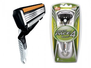 Razor Dorco Pace 4(6pack/box, 4box/case)