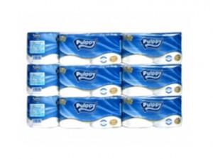 Toilet-paper Pulppy 2ply x 10 rolls