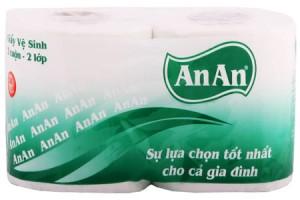 Toilet-paper An An 12 rolls