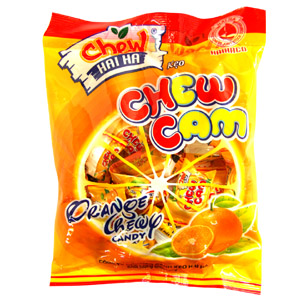 Chew Candy Orange chewy candy 32pcs/ pack – 105g