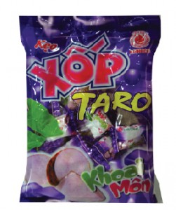 Soft candy Taro chewy candy 85g