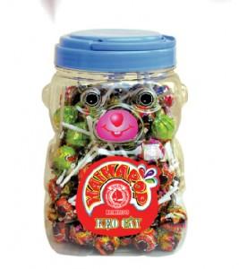 Lollipops Haihapop 640g ( 8gam/pc, 80 pcs/pack)