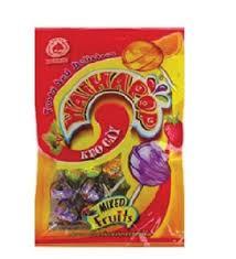 Lollipops Haihapop 400g (8gam/pc, 50 pcs/pack)
