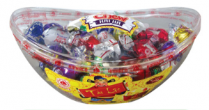 TAILOC Chew filling candy 175 gram