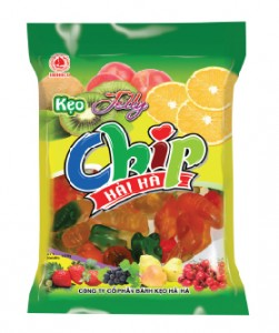 Jelly chip chip 100g (Two ply)