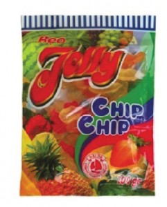Jelly chip chip 100g