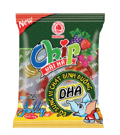 Jelly chip chip 175g