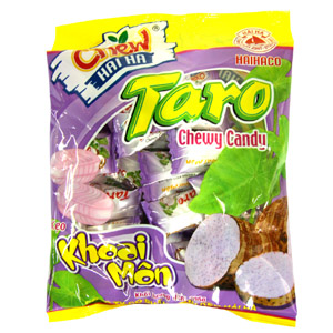 Chew Candy Taro chewy candy 32pcs/ pack – 105g