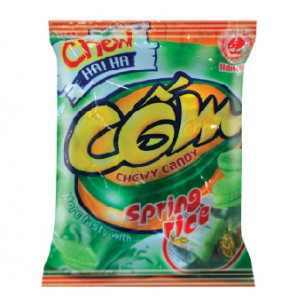 Chew Candy Spring rice chewy candy 32pcs/ pack – 105g