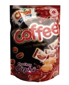 Chew Candy Coffee chewy candy 37pcs/ pack – 120g