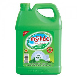 My Hao Dishwash – green tea 3.8L