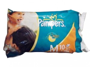 Pampers DPR L 10S
