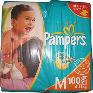 Pampers M100