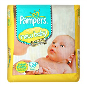 Pampers New Baby S24