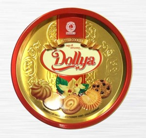 BUTTER  COOKES DOLLYA 300G – Red