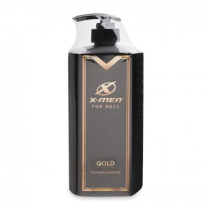 X-men Shampoo Perfume For Boss Gold 650g