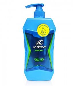 X-men Shampoo Perfume Sport 650g