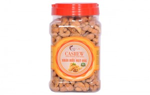 Honey roasted cashew kernel 450g