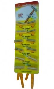 Razor Dorco  TG – II 12P (12pcs/ pack, 40pack/case)