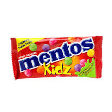 MENTOS FRUIT 3 X 30G PACKS