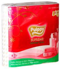 Senior Toilet-paper Pulppy 2 ply x 9 rolls