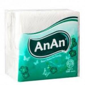 AnAn Napkin 2ply * 100 sheets