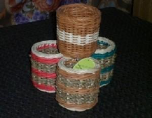 Basket in the kichen 3