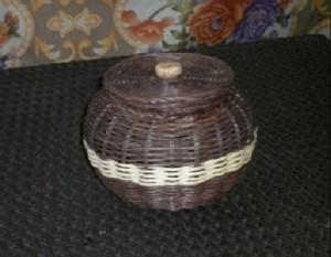 Basket in the kichen 2