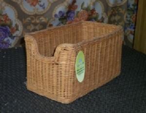Basket in the kitchen